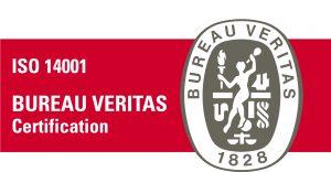 bv certification iso14001